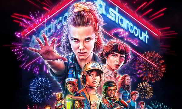 4 temporada stranger things